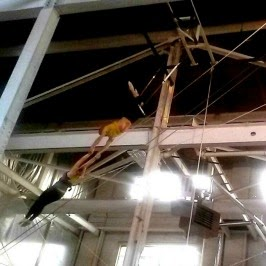 New Thing: Take A Trapeze Class