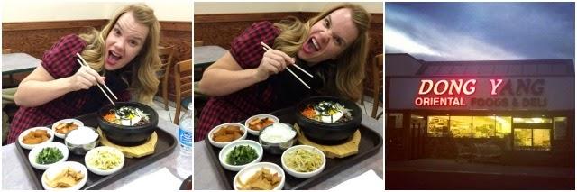 New Thing: Eat Bibimbap