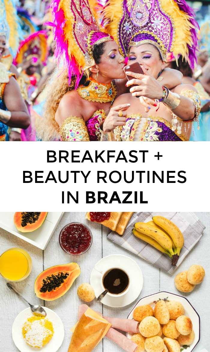Curious about the beauty products Brazilian women use? Or the best Brazilian breakfast? Click through for Brazilian beauty tips from a local!