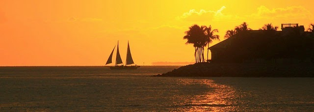 New Thing: See The Sunset In Key West