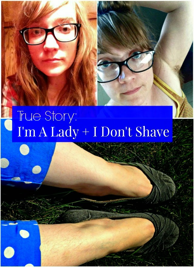 woman-who-doesn't-shave