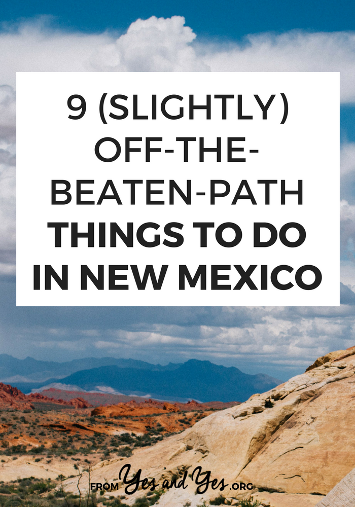 There are so many fun things to do in New Mexico! I'm sure you already know about hikes and art galleries, but what about picking pinenuts, visiting a hippie commune, or finding some wild horses? Click through for a list of what to do and where to find it >> yesandyes.org