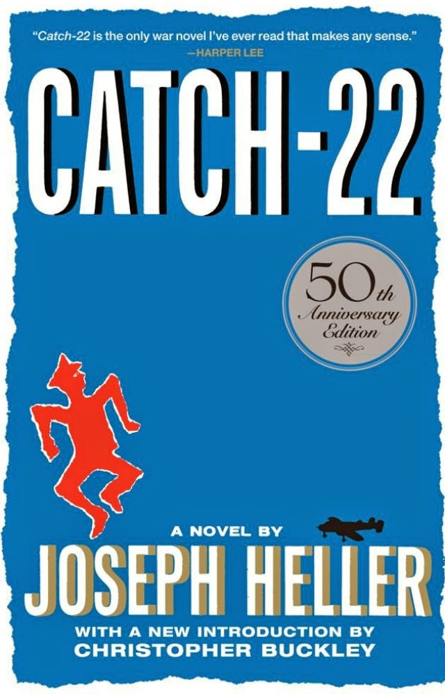New Thing: Read Catch-22