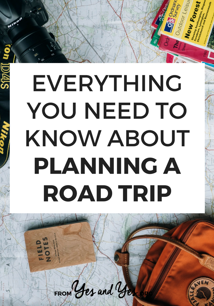 Looking for roadtrip tips? Look no further! If you're planning a road trip, you'll want to know what to pack, how to save money, how to stay safe. I've roadtripped 15,000+ miles and I put everything I know in this post!