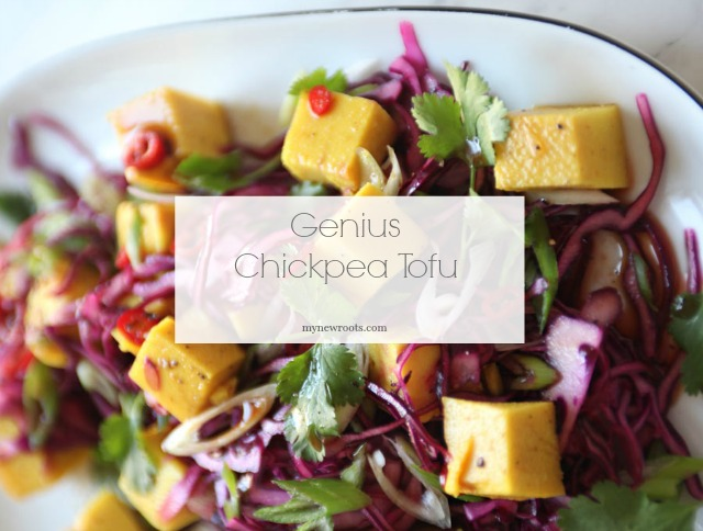 chickpea-tofu