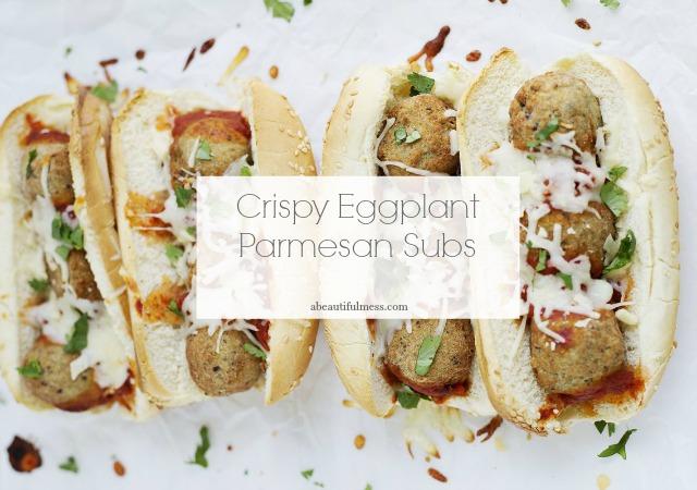crispy-eggplant-parmesan-subs