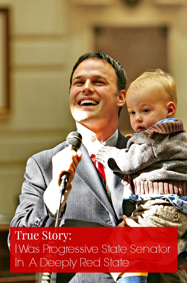 What's it REALLY like to work in politics? What are the day-to-day duties? A fascinating interview from former Oklahoma state senator Andrew Rice >> yesandyes.org