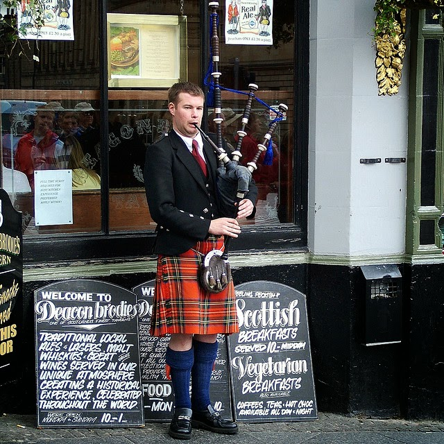 Cultural tips for travel in Scotland
