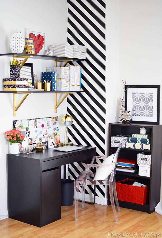 Looking for cheap apartment improvement ideas? Click through for 12 rental DIYs that will make any space more inviting and homey!