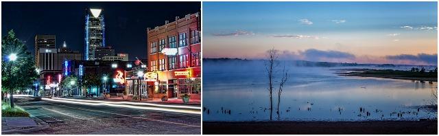 Cheapskate guide to Oklahoma city