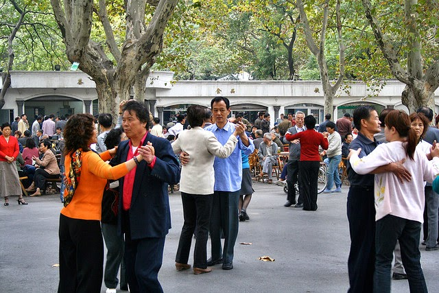 travel guide Shanghai