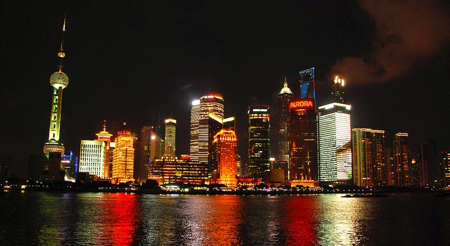 Must go places in Shanghai, China