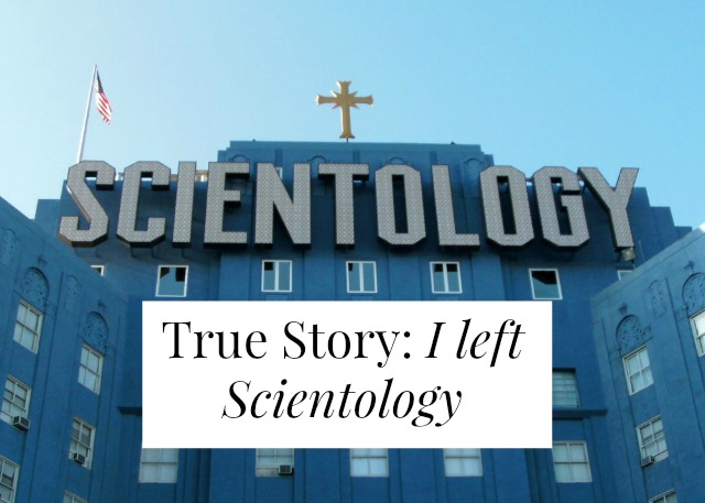 i left scientology