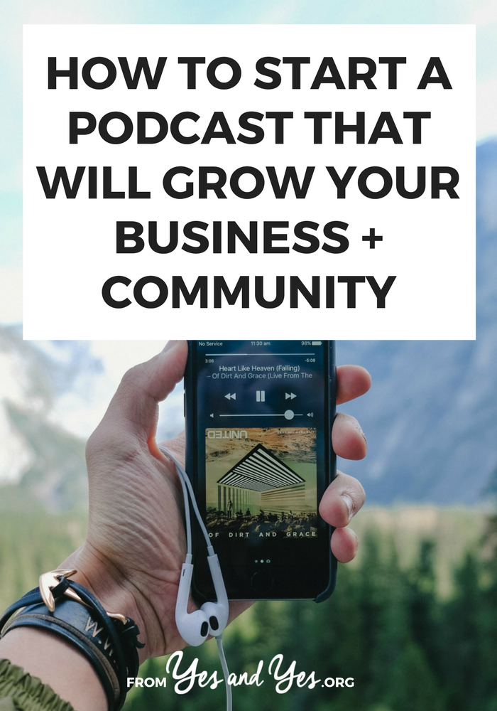 Do you want to start a podcast? Not sure which podcasting tools you need or how starting a podcast can help your business? Podcaster Jennifer give us the low-down!
