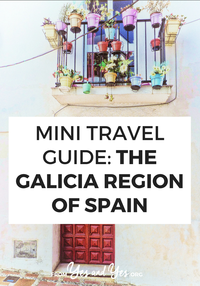 There's more to Spain than Madrid! Get off the beaten path with this travel guide to the Galicia region. Click through for expat insights into where to go, what to do, and how to do it cheaply >> yesandyes.org