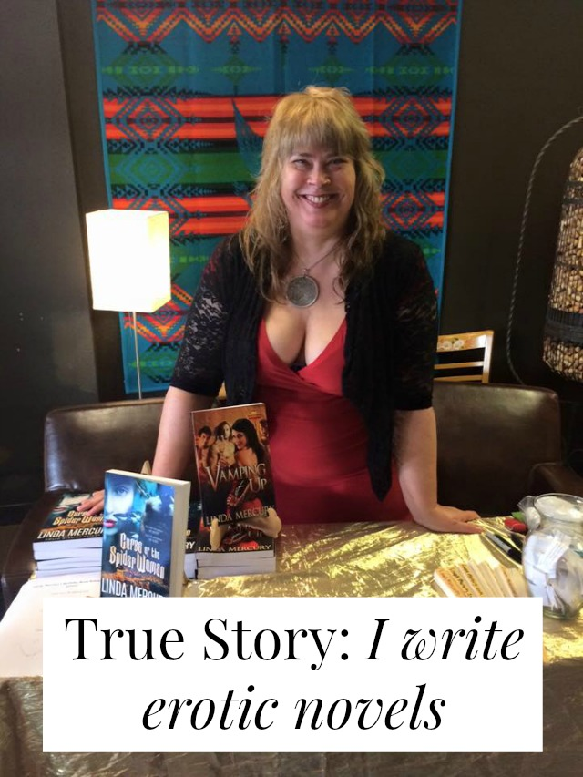 Interview with an erotica author