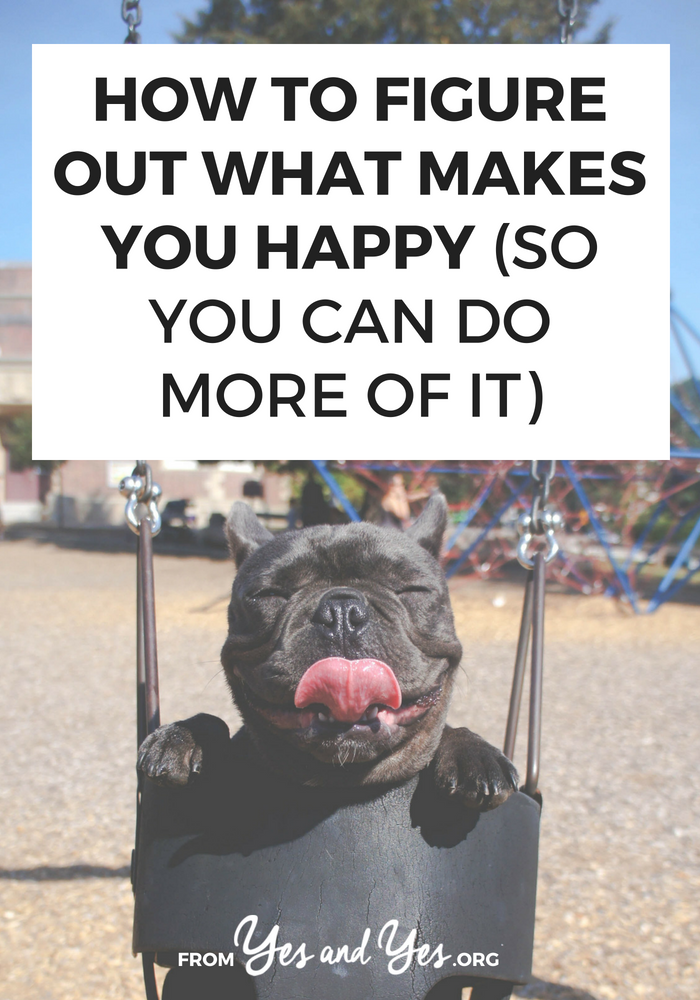 What makes you happy? It's a simple question but a lot of us don't really know the answer - or maybe we're doing things that made us happy 10 years ago, but don't do much for us now. Tap through for 5 steps that will help you find out EXACTLY what makes you happy, right now. #happiness #selfcare #selfdevelopment #motivation #happytips