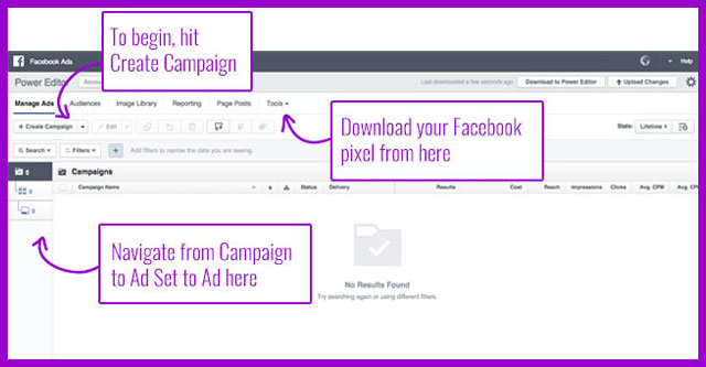 Looking for SIMPLE Facebook ad advice because everything you read seems complicated and overwhelming? You're in the right place! Click through for super simple Facebook tips to get started with Facebook ads today!