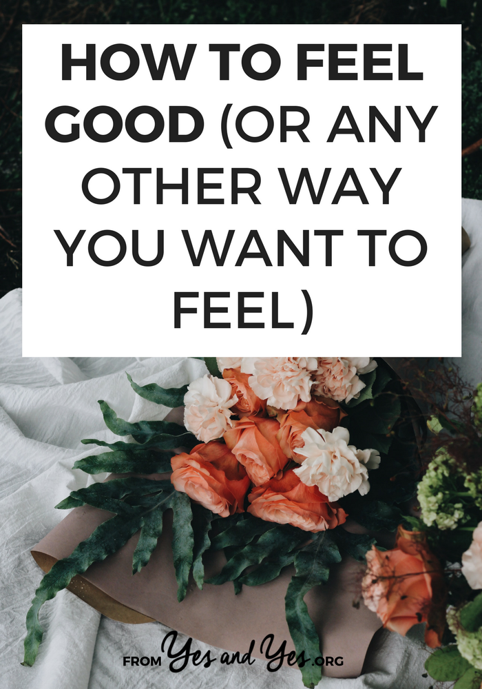 Want to feel good? Looking or happiness tips? It's possible to feel any way you want to feel - without spending a bunch of money. Read on for ideas! #Successful #Habits #Routine #DailyHabits #Mindset #SelfImprovement #PersonalDevelopment #PersonalGrowth #SelfHelp #Routines #Balance #GrowthMindset
