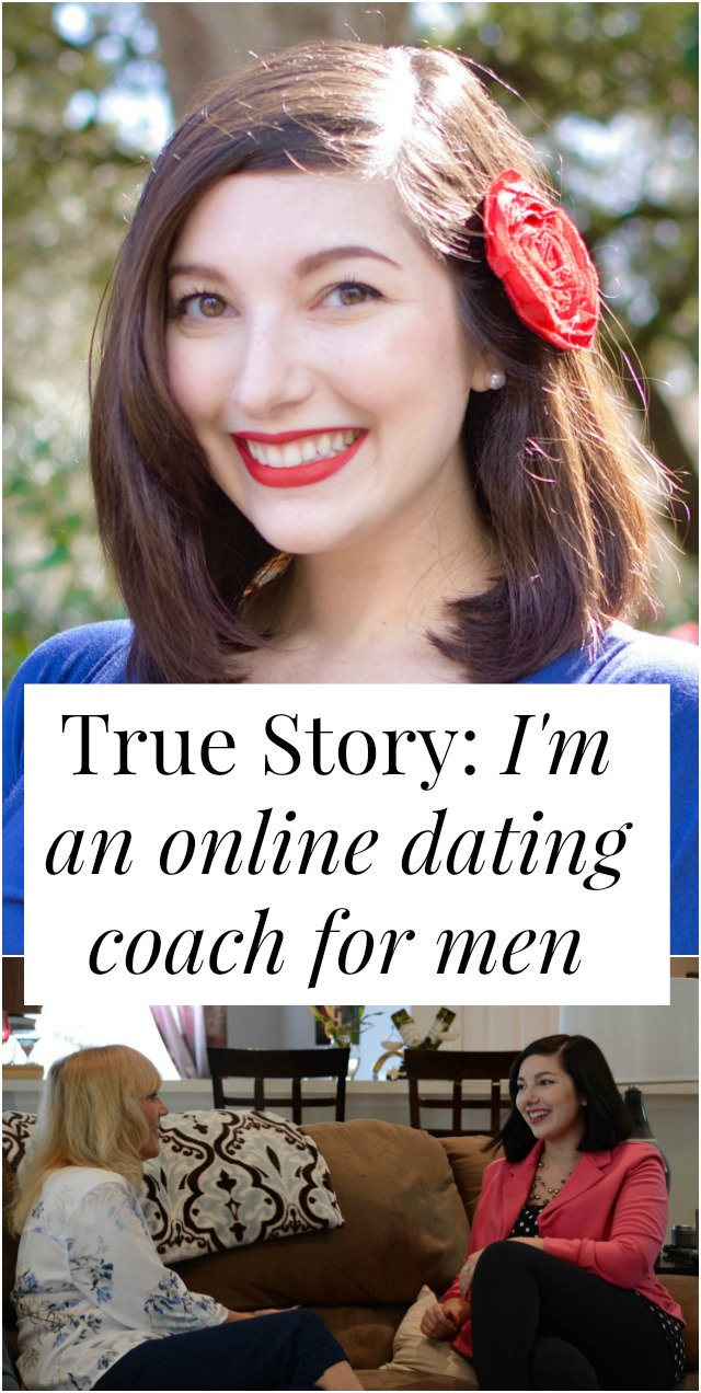 """If you've ever online dated or dated men, you've probably thought """"online dating coach should be a job."""" It is! Sara tells us all about what she does and shares relationship tips anyone can use to improve their dating game! >> yesandyes.org"""
