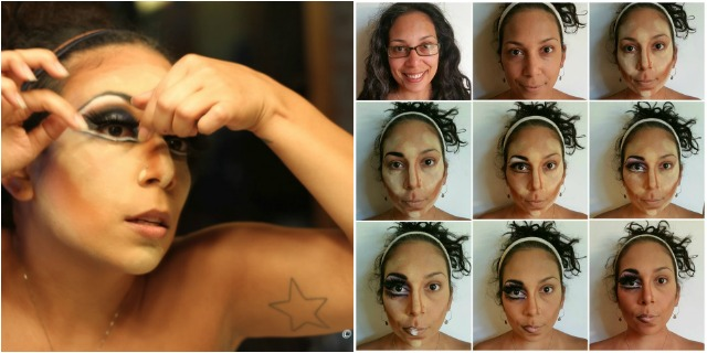 Is it possible to be a female drag queen? It sure is! In this interview, Brandi Amara Skyy shares insights as well as her favorite makeup tips for keeping her stage makeup looking amazing! >> yesandyes.org