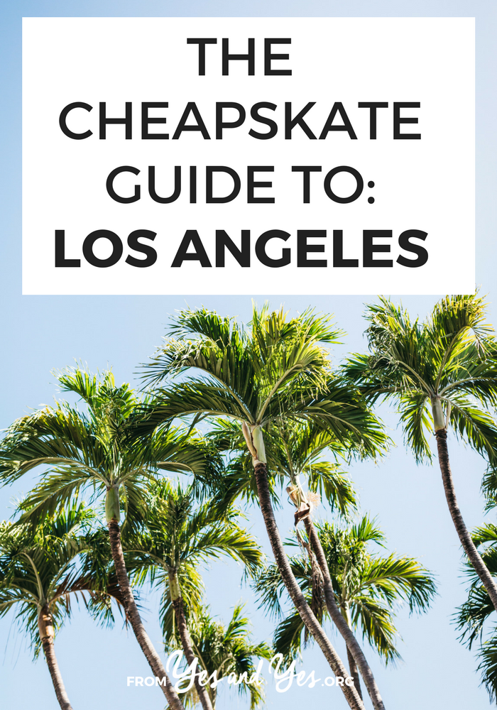 Looking for cheap LA travel tips? Tap through for a local's guide to cheap L.A. lodging, food, where to go, and what to do! #losangeles #cheaptrave; #traveltips #la