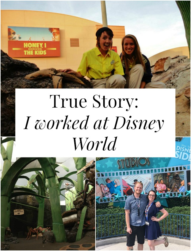 Would you ever want to work at Disney World? Would that be a dream come true or an Actual Living Nightmare? Click through for a super interesting interview from a former Disney employee with tips for getting the most of Disney World!
