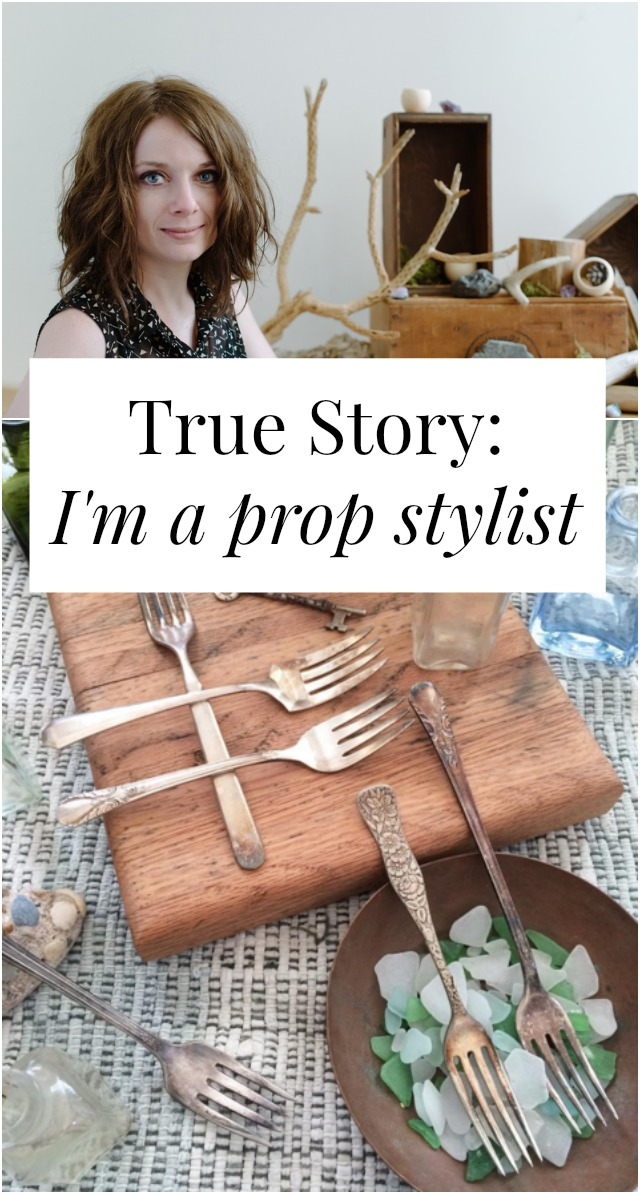 How do you become a prop stylist? What does an average day look like? Click through for great advice on styling photos and tips to improve your Instagram flatlays!