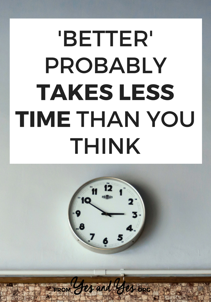 Want to stop rushing around everywhere? Want more time to 'do better'? Welp, better might actually take less time than you think. Tap through to find out how to rescue wasted time and find more time to do life better! #productivity #motivation #selfdevelopment #lifehack #selfhelp #growthmindset #inspiring #motivation #motivational #personaldevelopment #getoutofyourcomfortzone #styleyourlife