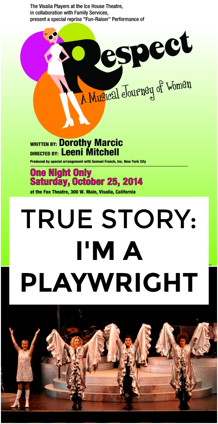 What's it like to work as a playwright? How do you even learn to do that? Does it require an MFA in theater?  Click through for one playwright's story!