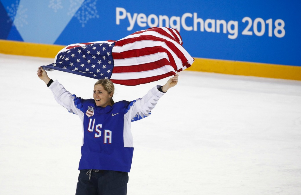 True Story: I'm An Olympic Gold Medalist
