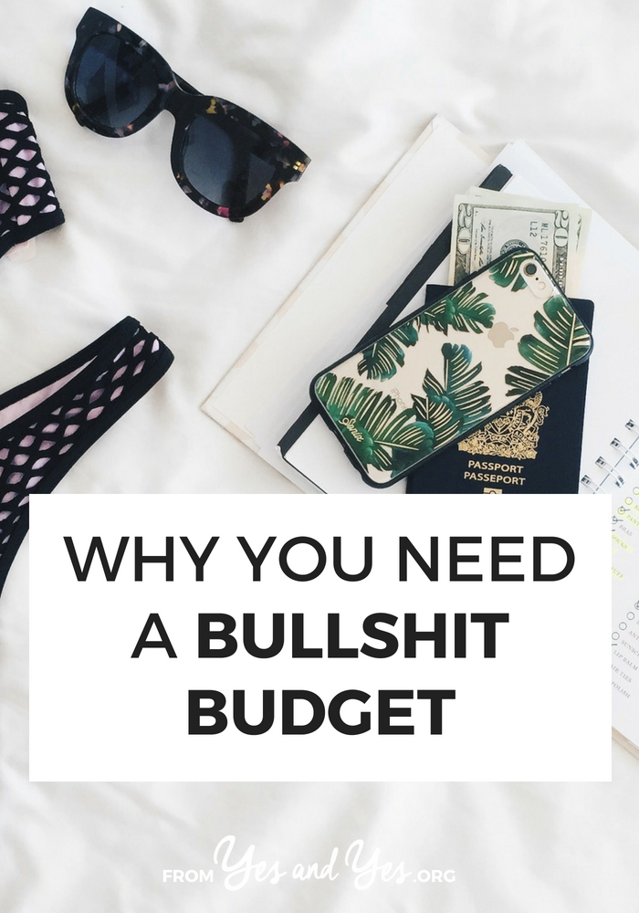 What's is a bullshit budget? Want more money for things that make you happy? If you're looking for budgeting tips, tap through and learn how to save money on things you hate. #personalfinance #FIRE #moneytips #budgeting