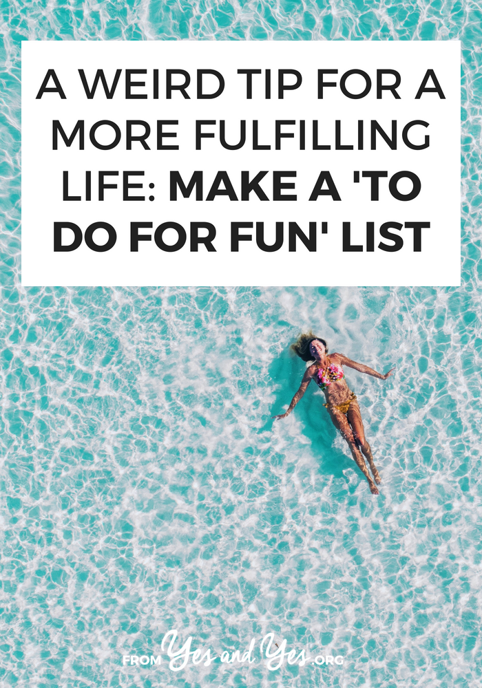 Looking for to-do list ideas? Or productivity tips or happiness advice? Click through for a bullet journal idea you've never considered before!