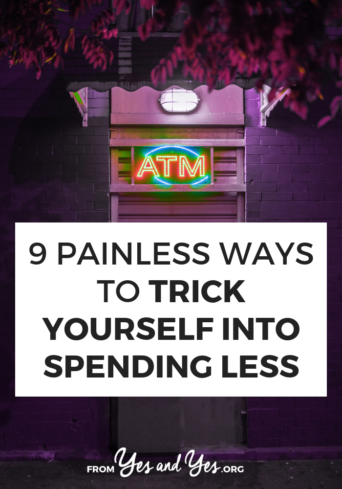 Want some tricks to spending less? Looking for budget tips that don't suck the joy from your life or easy money advice. Tap through for tricks to spending less in a way that doesn't suck!#moneysaving #moneysavingtips #moneysavinghacks #budget #savemoneytips #savingmoneytips