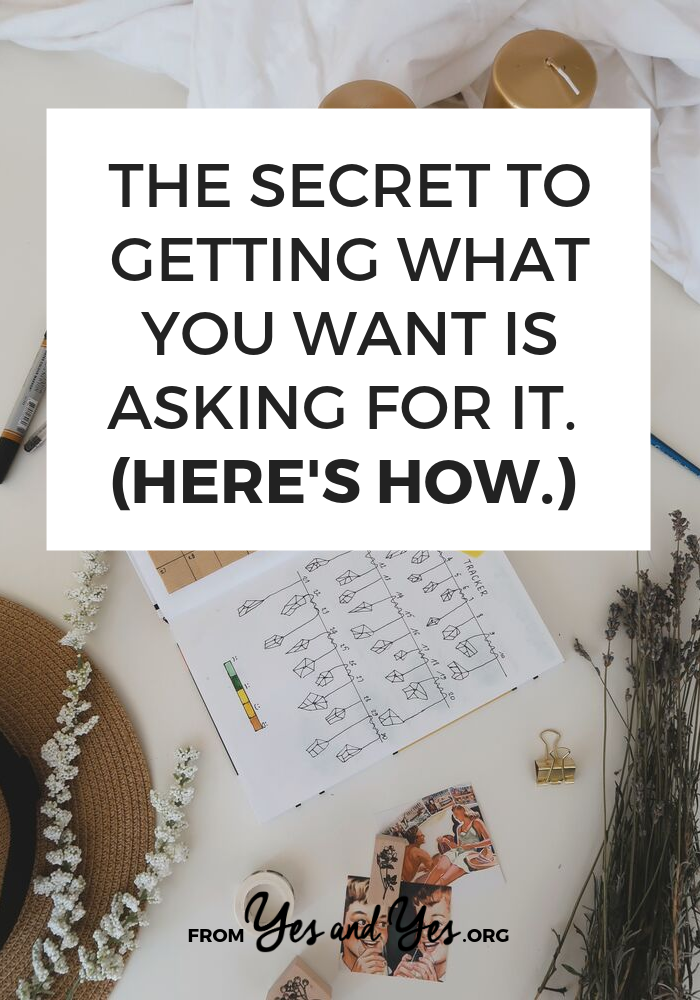 Not sure how to ask for what you want? Looking for goal-setting advice or tips for chasing your dreams? Read on for self-development tips you won't read elsewhere! #goalsetting #motivation #productivity #getwhatyouwant #growthmindset #inspiring #motivation #motivational #personaldevelopment #getoutofyourcomfortzone #styleyourlife