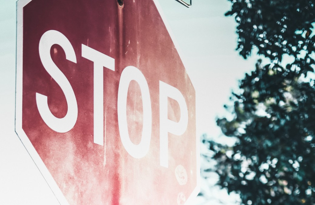 Stop Doing Things That Aren't Working