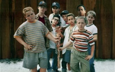 New Thing: Watch 'The Sandlot'