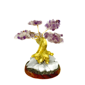 Amethyst - Gemstone Tree