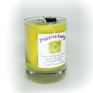 Positive Energy Soy Candle - Small