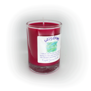 Wisdom Soy Candle - Small