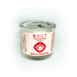 Root Chakra Soy Candle
