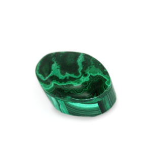 Malachite Trinket Box - Oval