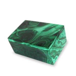 Malachite Trinket Box - Rectangle