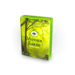 Mother Earth Incense Cones - Green Tree