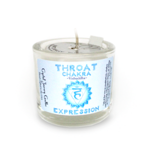 Throat Chakra Soy Candle