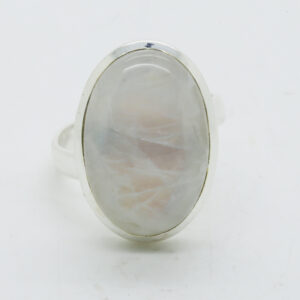 Bluefire Rainbow Moonstone