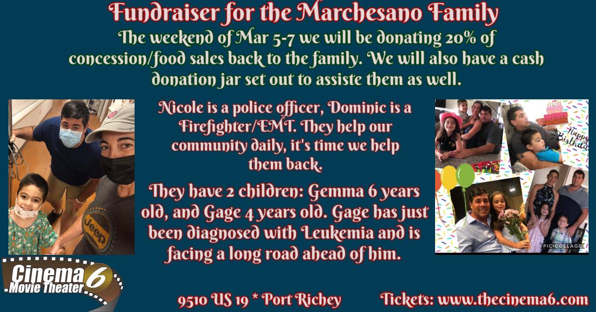 Marchesano Fundraiser