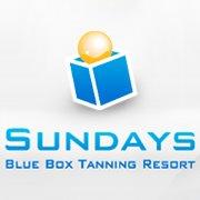 Sundays Blue Box Tanning