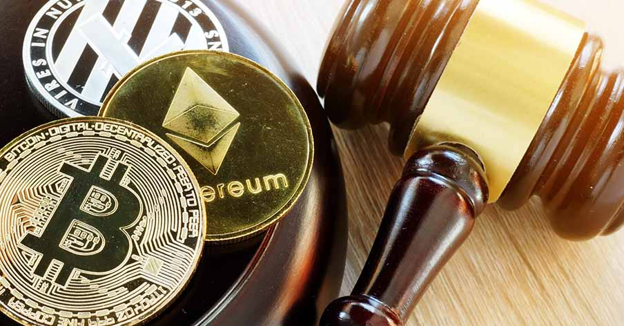 Cryptocurrency Attorney