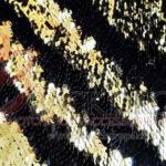 Midnight Gold Sequins